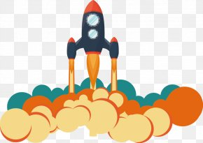 Rocket - Rocket Launch Flight Download PNG