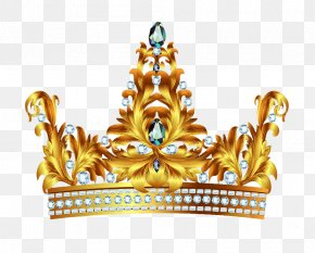 Pure Gold Crown Picture Material - Crown Of Queen Elizabeth The Queen Mother Clip Art PNG