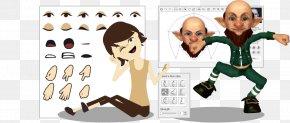 Unity 2d - Cartoon CrazyTalk Computer Software 2D Computer Graphics Animated Film PNG