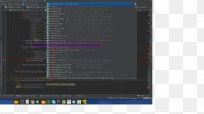 Computer - Computer Program Display Device Screenshot Computer Monitors PNG