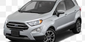 Ford EcoSport - Ford Motor Company Randall Ford Colley Ford Terry's Ford Of Peotone Car Dealership PNG