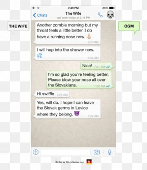 Whatsapp - WhatsApp Message Text Messaging Love Online Chat PNG