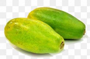 Green Papaya - Pseudocydonia Seed Papaya Fruit Ornamental Plant PNG
