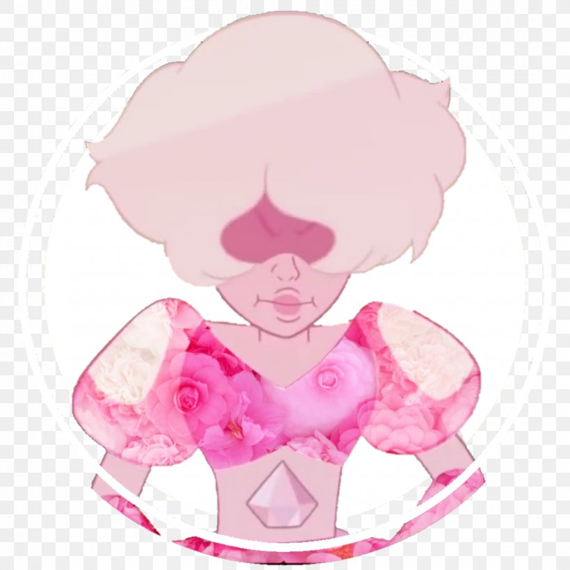 Steven Universe Pink Diamond Jungle Moon Art Png 1080x1080px Watercolor Cartoon Flower Frame Heart Download Free