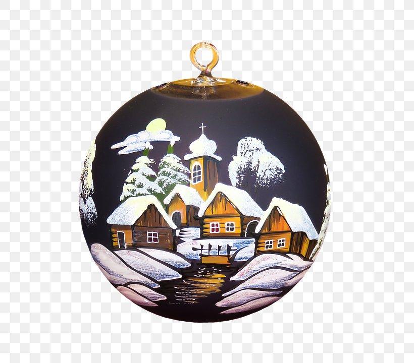 Christmas Ornament Ceramic Christmas Decoration Winter, PNG, 595x720px, Christmas Ornament, Ceramic, Christmas Day, Christmas Decoration, Landscape Download Free