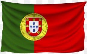 Flag - Flag Of Portugal National Flag PNG