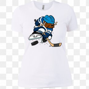 T-shirt - T-shirt Hoodie Dog Ice Hockey Sleeve PNG
