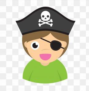 Eyed Pirate - Monkey D. Luffy Piracy Cartoon PNG