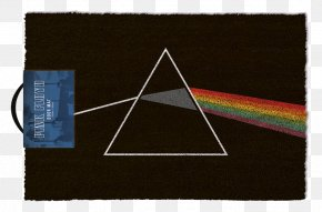 '67Carpet - The Dark Side Of The Moon Mat Pink Floyd Pulse London '66 PNG