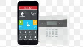 Alarm System - Security Alarms & Systems Alarm Device Mobile Phones Closed-circuit Television Home Automation Kits PNG
