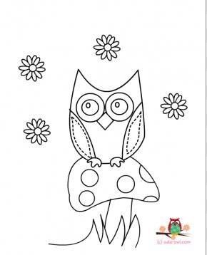 Cute Baby Owl Coloring Pages - Owl Babies Coloring Book Cuteness Child PNG