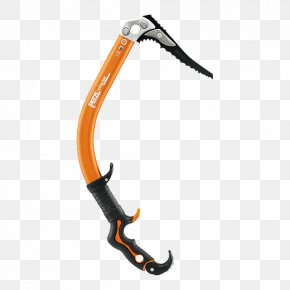 Ice Axe - Ice Axe Ice Tool Ice Climbing Rock-climbing Equipment PNG