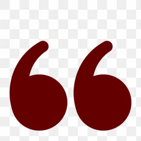 Quotation Mark Cliparts - Quotation Mark Pull Quote Punctuation Clip Art PNG