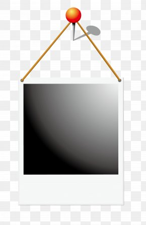 Vector Black And White Frame - Black And White Picture Frame Digital Photo Frame PNG