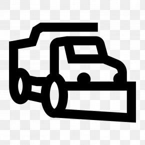 Truck - Dump Truck Snowplow Plough PNG