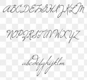 Font Design - Handwriting Computer Font Open-source Unicode Typefaces Script Typeface Font PNG