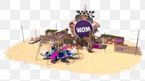 Summer Fest Flyer - Recreation PNG