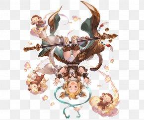 Granblue Fantasy - Granblue Fantasy Person Japan Phthaleins PNG