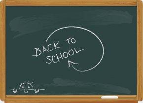 Cartoon School Boards - Student Parent-teacher Conference School PNG