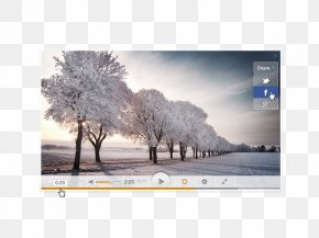 Video Player - Video Player User Interface Media Player PNG