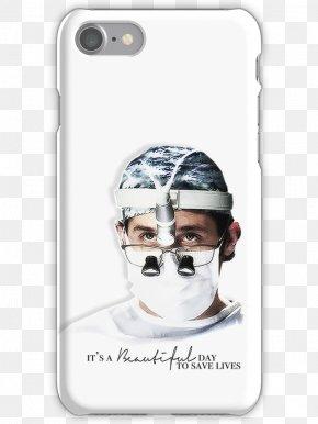 Grey Anatomy - Derek Shepherd Meredith Grey IPhone 6 Apple IPhone 7 Plus Gray's Anatomy PNG