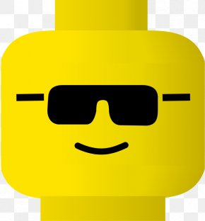 Sleeping Smiley - Lego Minifigure Smiley LEGO Friends Clip Art PNG