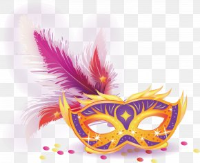 Mask Festival - Carnival Of Venice Mask Prom PNG