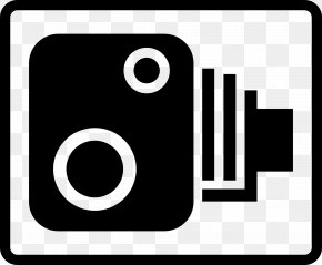 Camera Icon - Traffic Enforcement Camera Speed Limit Enforcement Photography Clip Art PNG