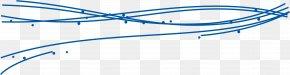 Blue Line - Diagram Organization Area PNG