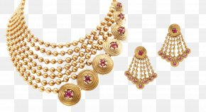 Gold Beads - Earring Necklace Jewellery Gold Charms & Pendants PNG