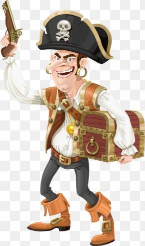 Cartoon Pirates - Piracy Royalty-free Illustration PNG