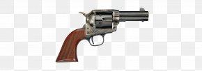 Handgun - Revolver Firearm A. Uberti, Srl. .45 Colt .45 ACP PNG