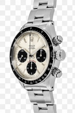 Watch - Rolex Daytona Watch Chronograph Eco-Drive PNG