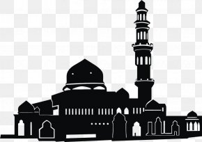 Islam Transparent - Mosque Clip Art PNG