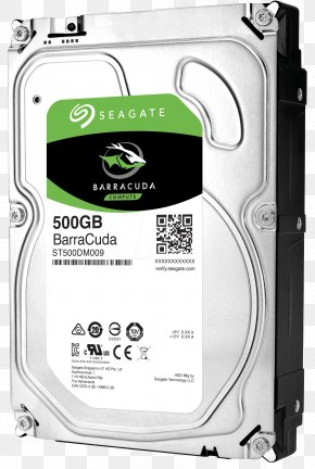 Hard Disk - Seagate Barracuda Serial ATA Hard Drives Seagate Technology Data Storage PNG