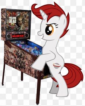 Arcade Machine Vector - The Walking Dead The Pinball Arcade Stern Electronics, Inc. Arcade Game PNG