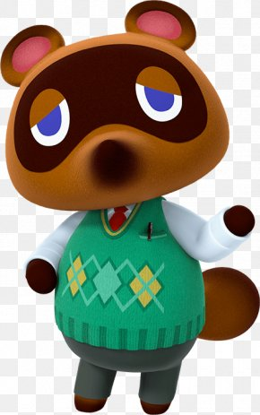 Animal Crossing - Animal Crossing: New Leaf Animal Crossing: Amiibo Festival Animal Crossing: City Folk Tom Nook PNG