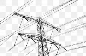 High Voltage Wire - Electricity Generation Energy Sun-Net Consulting Elektrik Xdcretim PNG