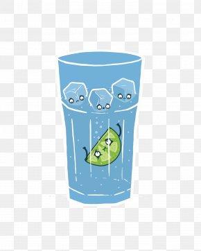 Vector Lemonade - Lemonade Ice Cube Nectar PNG