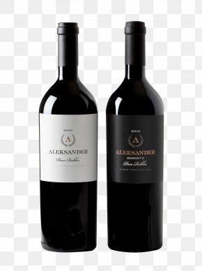 Wine Bottle - Red Wine Wine Cooler Distilled Beverage Gin Bottle PNG