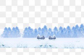 Cartoon Snow - Snow Christmas Drawing PNG