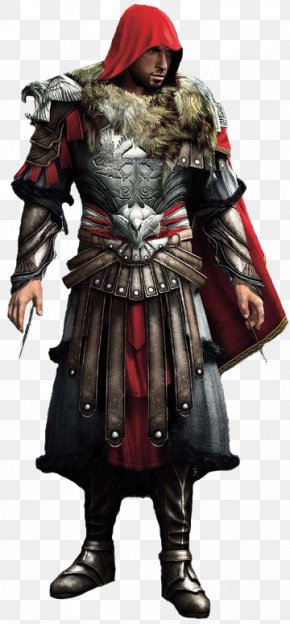 Assassin's Creed: Brotherhood Assassin's Creed: Revelations Assassin's Creed II Ezio Auditore PNG