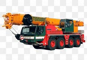 Crane - Crane Truck Metric Ton Motor Vehicle Cargo PNG