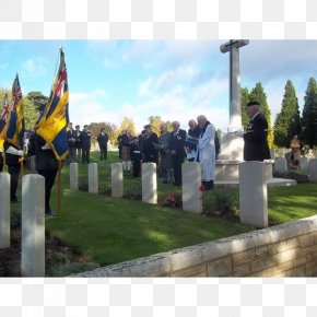 Armistice Day - Bedford Fair Cemetery Headstone Memorial PNG