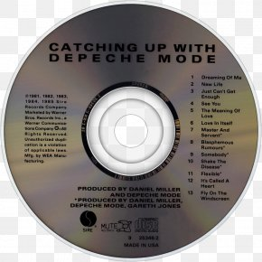 Depeche Mode - Compact Disc Catching Up With Depeche Mode Album Violator PNG