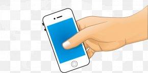 Hand Phone - Mobile Phone Telephone Shape Mobile Telephony E-commerce PNG