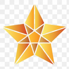 Angle - Polygonal Chain Star Polygon PNG