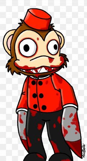 Monkey - Video Games Dark Deception The Evil Monkey Ape PNG