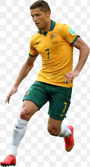 Football - Mathew Leckie 2018 World Cup Group C Australia National Football Team France National Football Team PNG