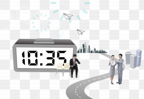 Time And Business People - Stock Photography Businessperson PNG